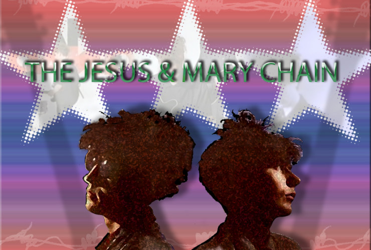 The Jesus & Mary Chain - Pyschocandy -Classic albums