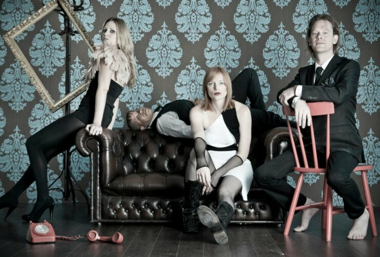 Track Of The Day - Blindness - Glamorama The Von Pip Musical Express
