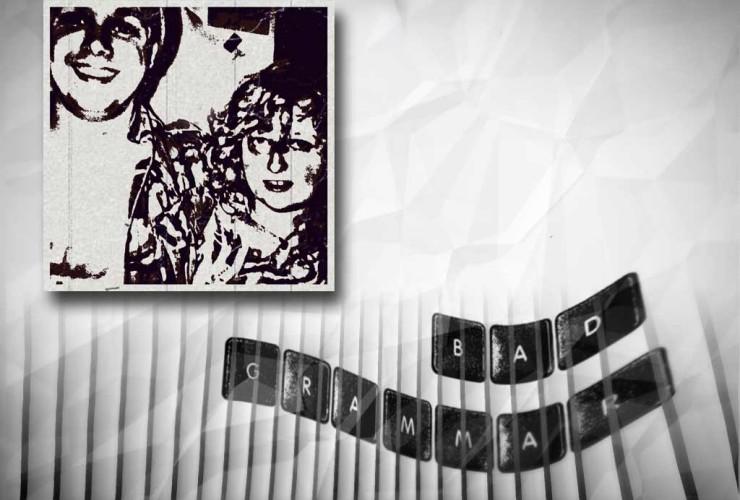 Bad grammar--The-Von-Pip-Musical-Express