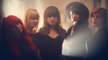 VIDEO PERMIERE - September-Girls-The-Von-Pip-Musical-Express-The-VPMEdotCOM