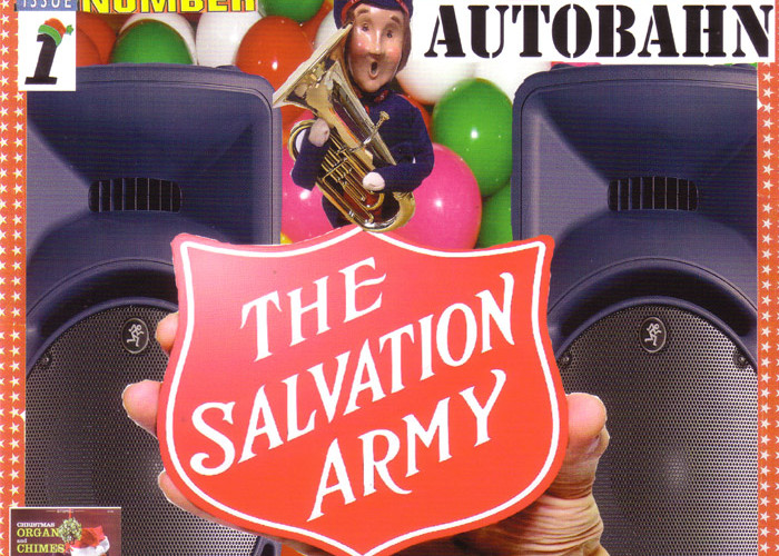And The Salvation Army Band Plays