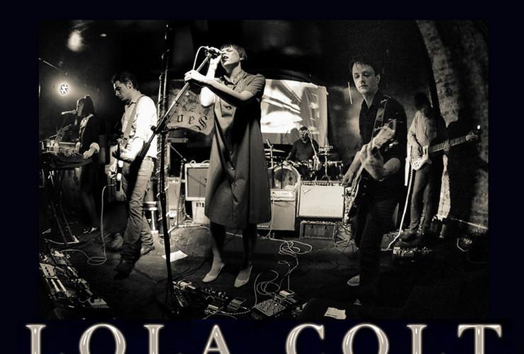 Von Pip - LOLA COLT Interview 2013