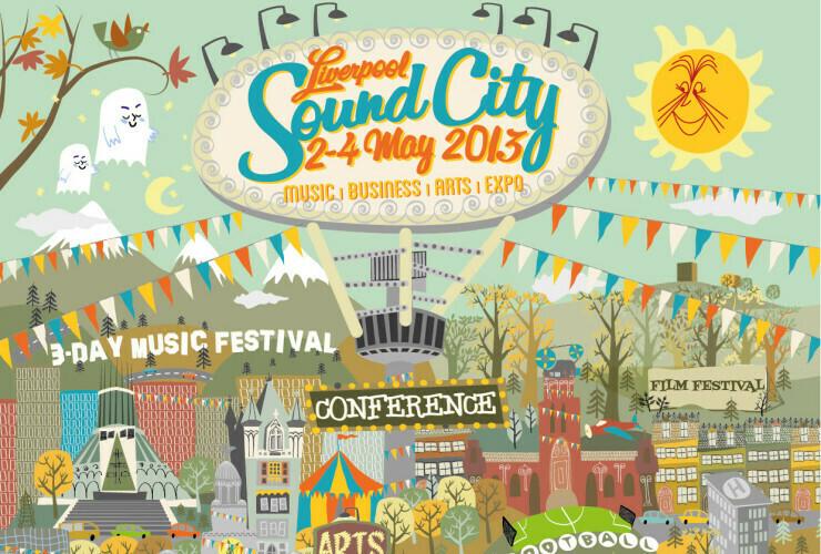 Sound City 2013 - Ten Of Teh Best The VPME.COM