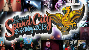 Liverpool Sound City 2013