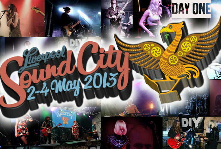 Liverpool Sound City 2013