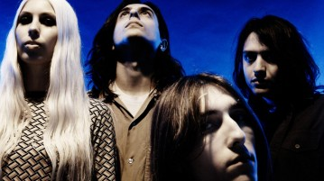 InHeaven - Band Photo - new Single Baby's Alright
