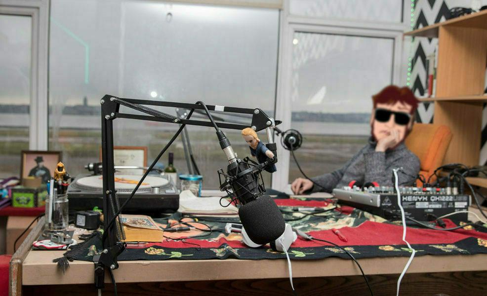 IWFM RADIO LAUNCH