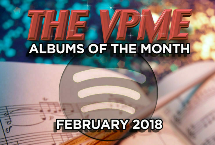 Albums Of The Month February 2018