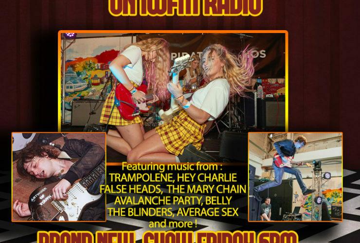Von Pip Musical Express Radio Show