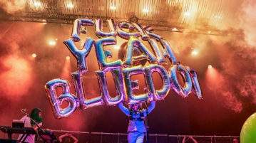 Bluedot 2018 Review