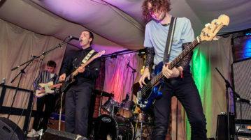 Liverpool band Shards