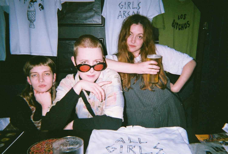 All Girls Arson Club