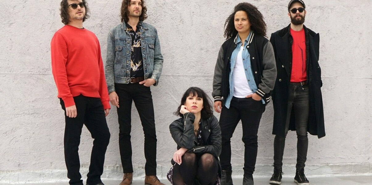 Track Of The Day – Nightjacket – Lucky