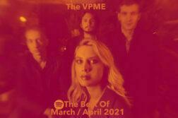 VPME Playlist March April 2021