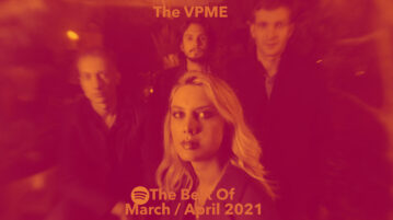 VPME Playlist March April 2021